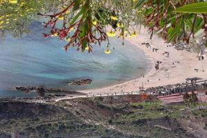Strand bei Cartagena